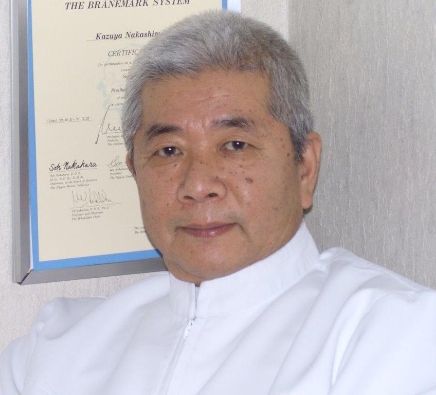Dr. Kazuya  Nakashima
