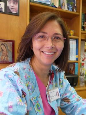 Dr. Patricia  Contreras Jaramillo