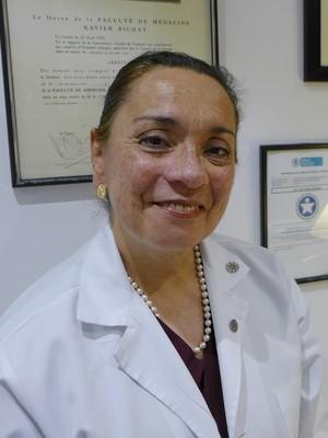 Dr. Belén  Mendoza de Molano