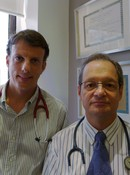 Dr Sergio Telles and Dr Tarso Mosci Clinic